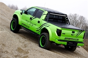 Ford Raptor Car Photo